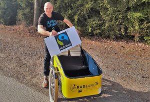Read more about the article Mit dem Fahrrad für Menschenrechte